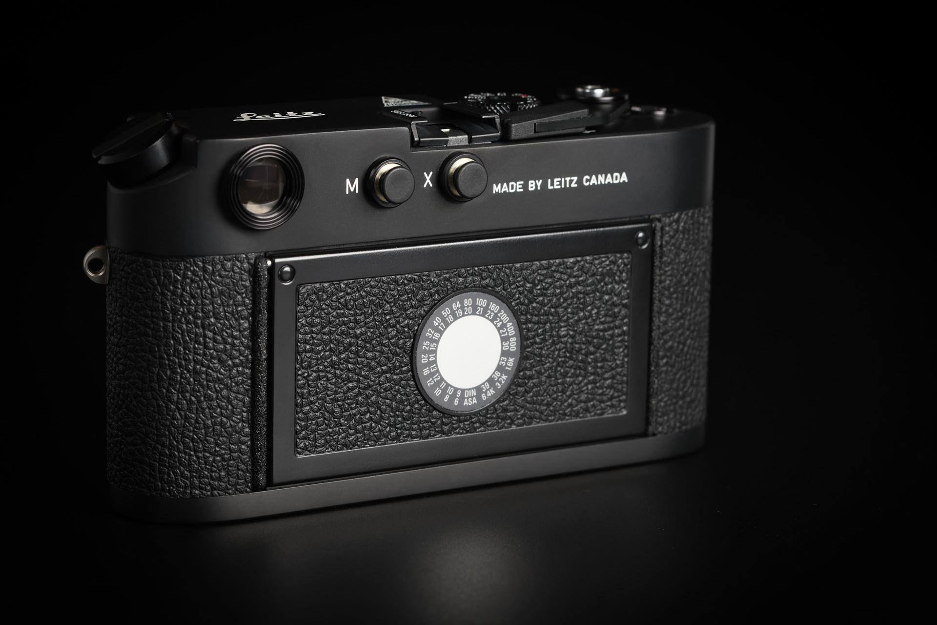 Picture of Leica M4-P Everest 82 Black