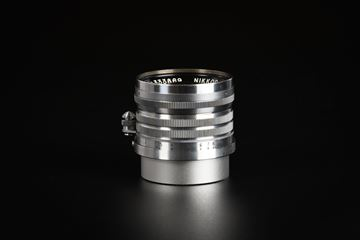 Picture of Nikon Nikkor-S.C 5cm 50mm f/1.4 Screw Mount LTM L39