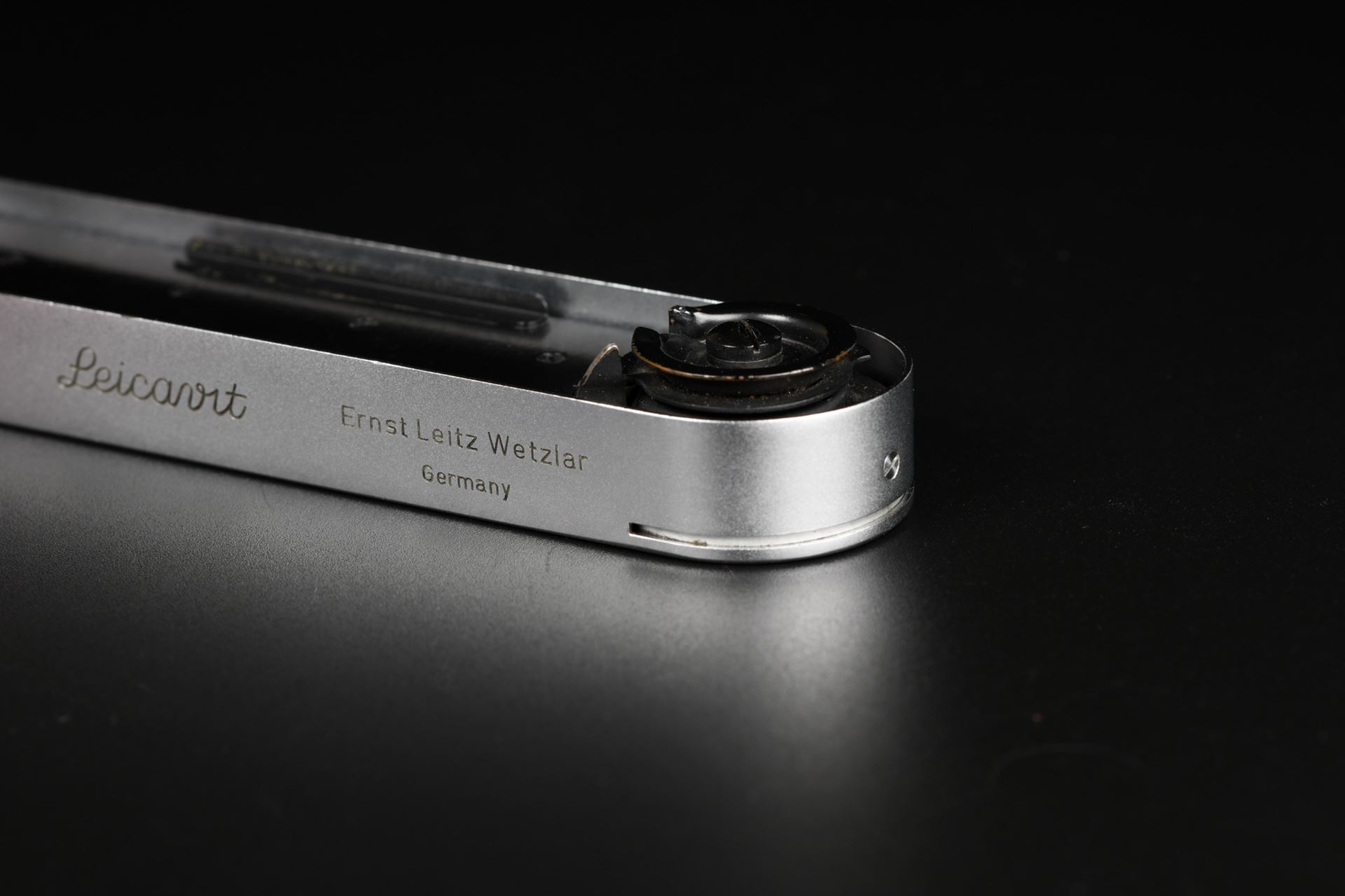 Picture of Leica SYOOM Leicavit Early for IIIf/IIIg Silver