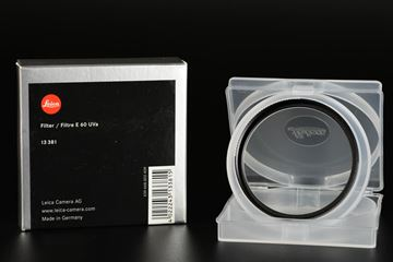 Picture of Leica E60 UVa 60mm Filter Black