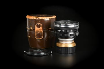 Picture of Nikon Nippon Kogaku Nikkor-N.C 5cm 50mm f/1.1 Internal Mount with leica M adapter