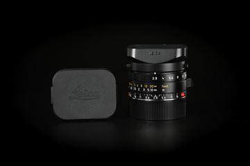Picture of Leica Elmarit-M 28mm f/2.8 ASPH Ver.1 Black