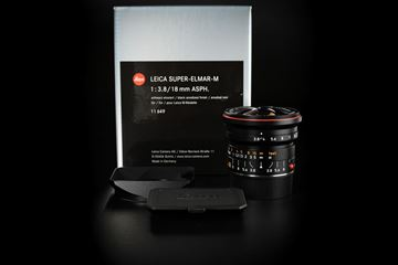 Picture of Leica Super-Elmar-M 18mm f/3.8 ASPH