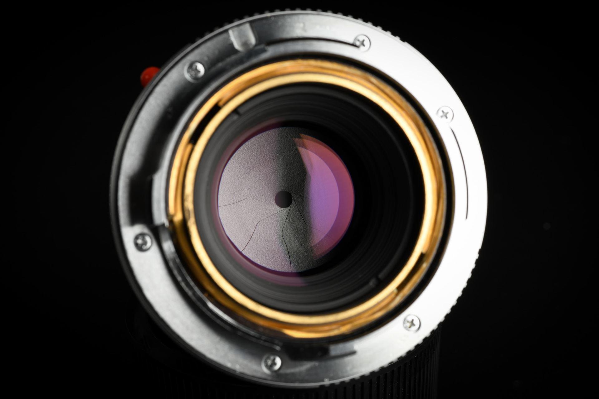 Picture of Leica Summicron-M 50mm f/2 Ver.5 Pre-ASPH Silver