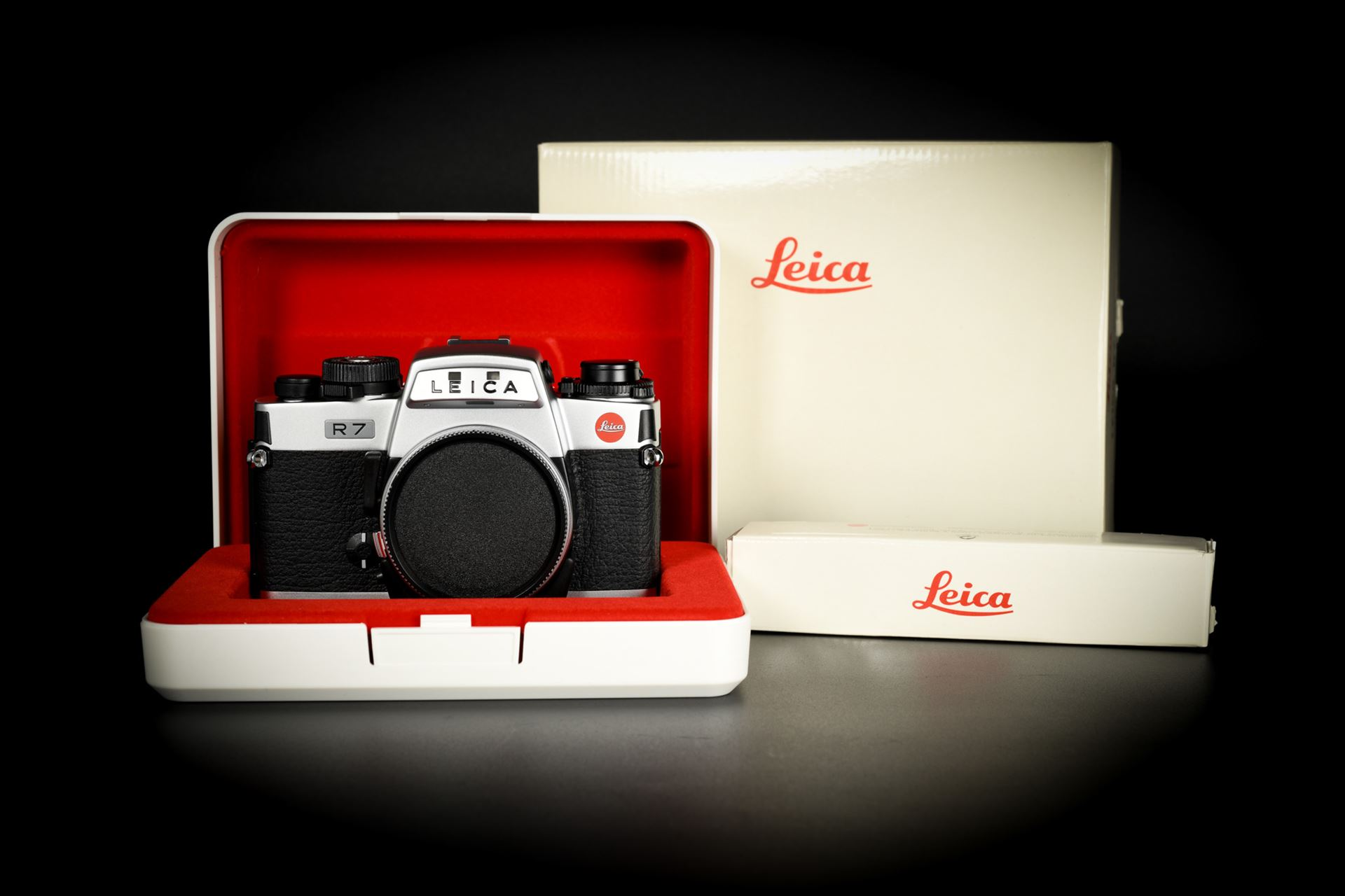 Picture of Leica R7 Silver