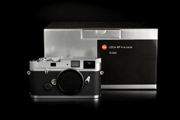 Picture of Leica MP 0.58 Silver A-La-Carte