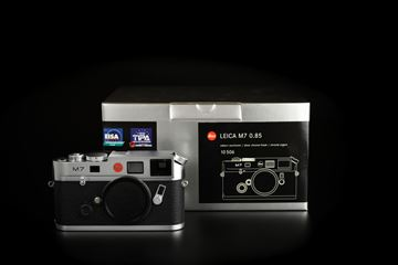 Picture of Leica M7 0.85 Silver
