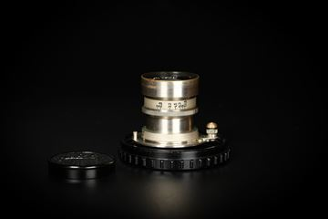 Picture of Leica Rigid Summar 5cm 50mm f/2 Nickel Screw Mount LTM L39