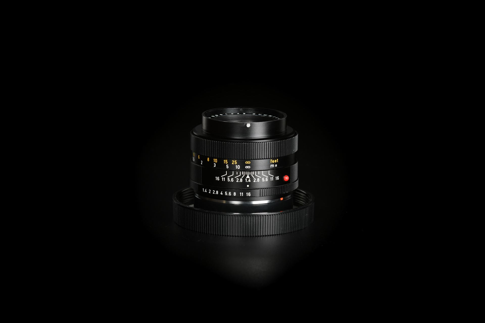 Picture of Leica Summilux-R 50/1.4 Ver.1 Prototype 3-CAM