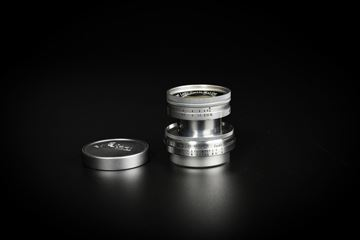 Picture of Leica Summicron 5cm f/2 Radioactive Yellow Glass Screw Mount LTM L39