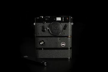Picture of Leica M4-MOT Black Paint with New York Motor Drive
