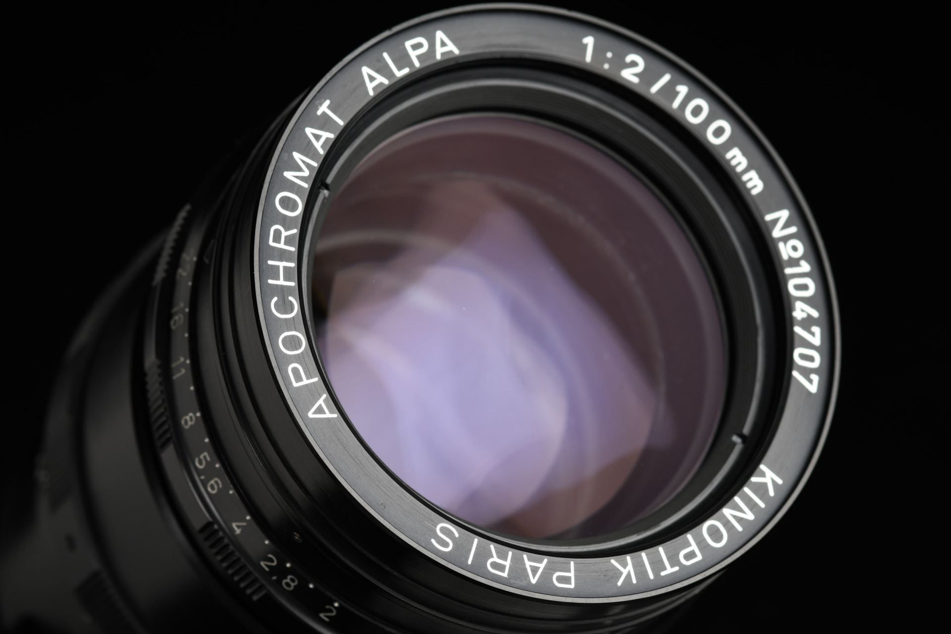 Picture of Alpa Kinoptik Apochromat 100mm f/2