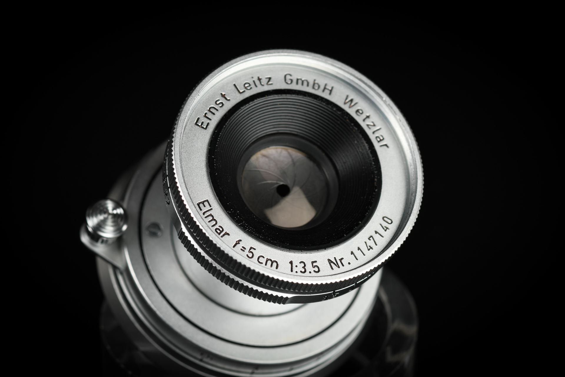 Picture of Leica Elmar-M 5cm f/3.5