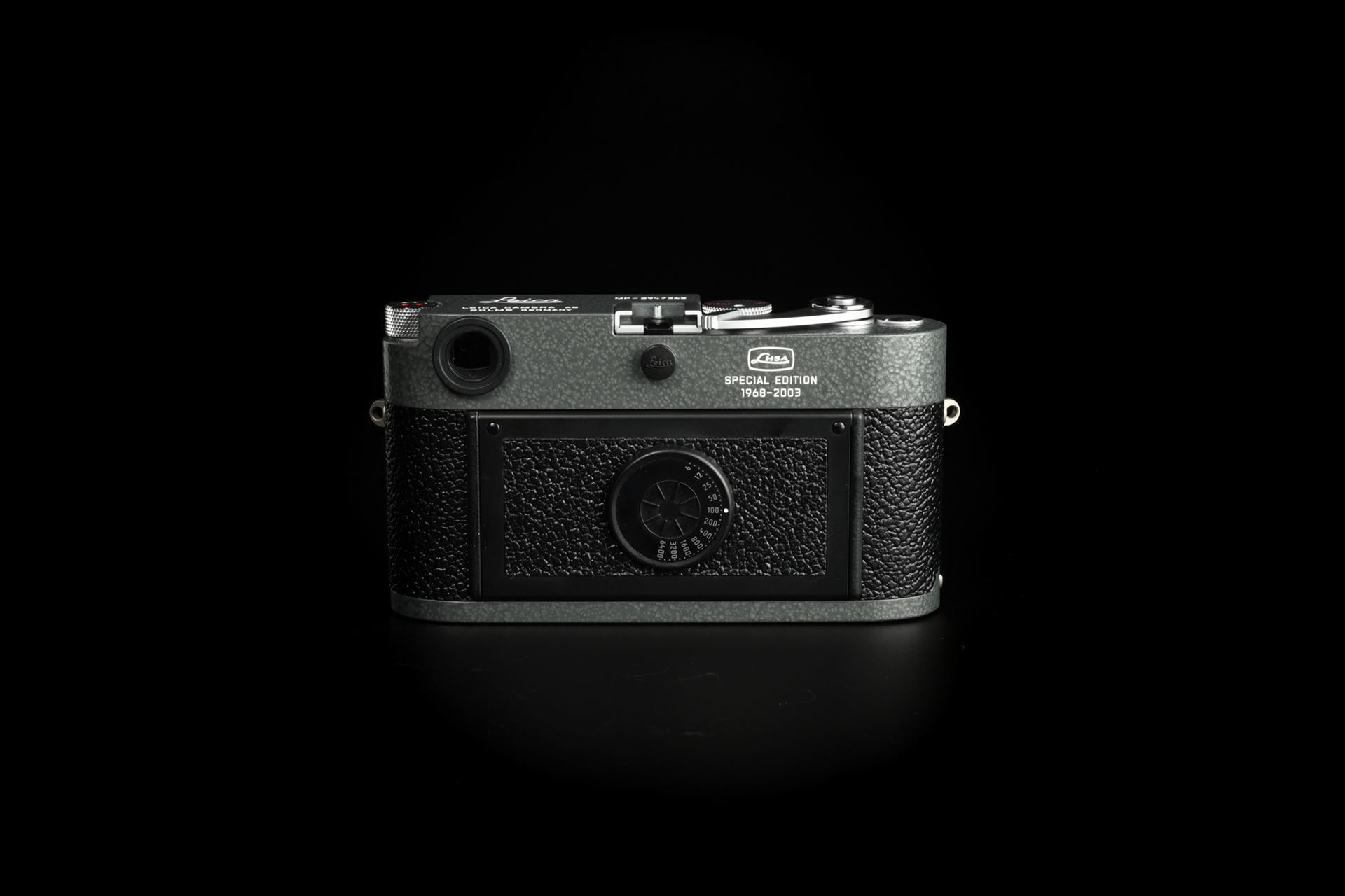 Picture of Leica MP 0.72 Hammertone LHSA Special Edition