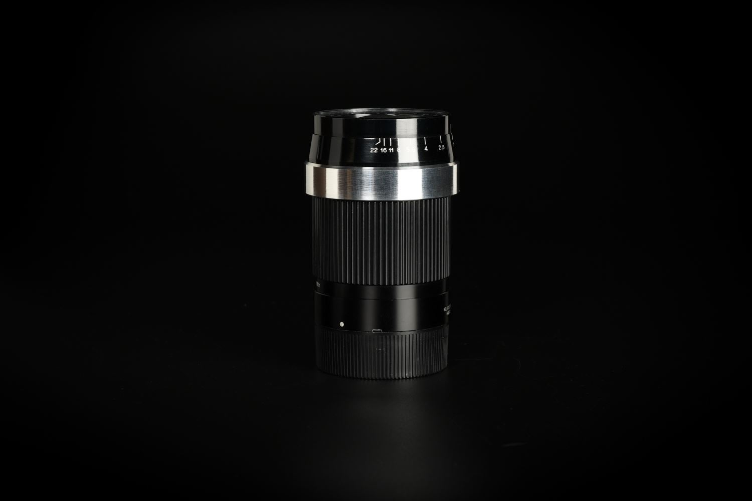 Picture of Angenieux Type S3 75mm f/1.8 Modified to Leica M