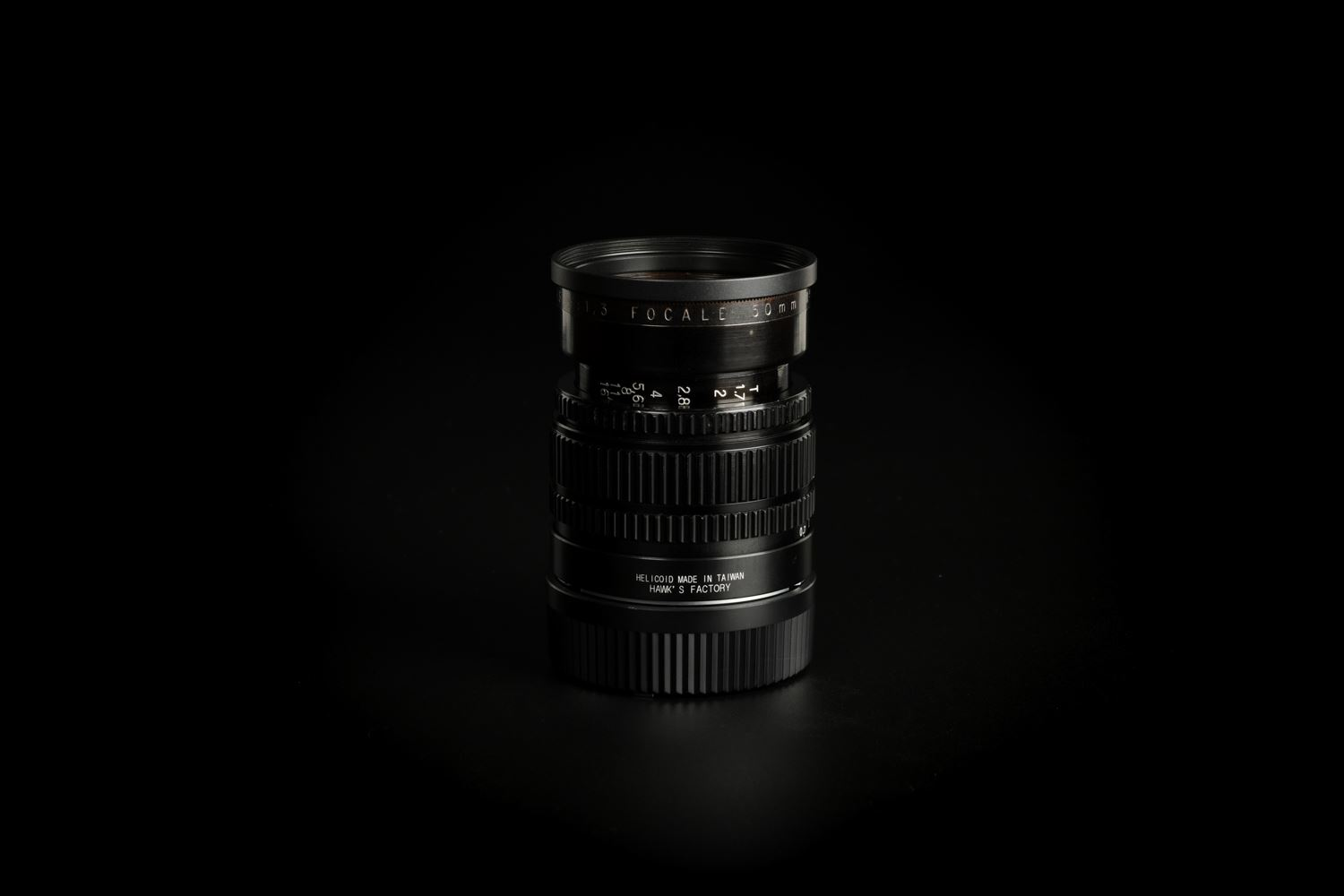 Picture of Kinoptik Fulgior Focale 50mm f/1.3 Modified to Leica M