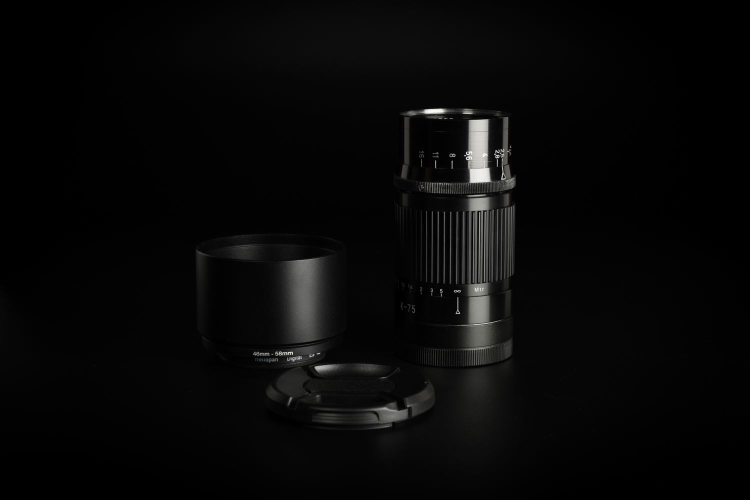 Picture of Kinoptik Apochromat 75mm f/2 Modified to Leica M