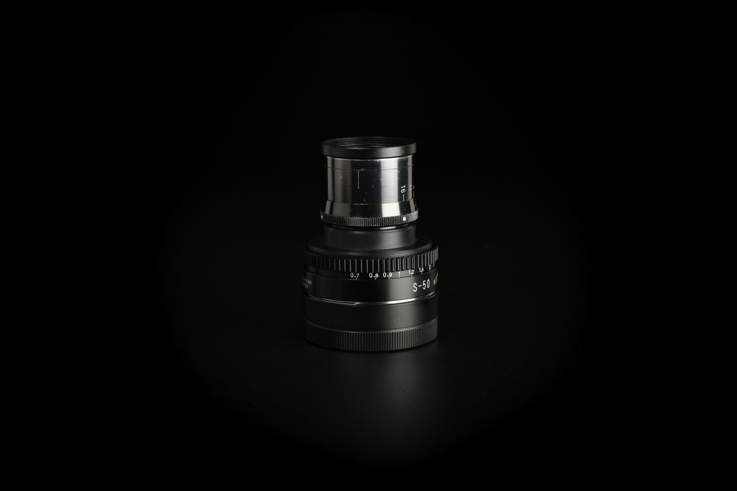 Picture of Kinoptik Apochromat Focale 50mm f/2 Modified to Leica M