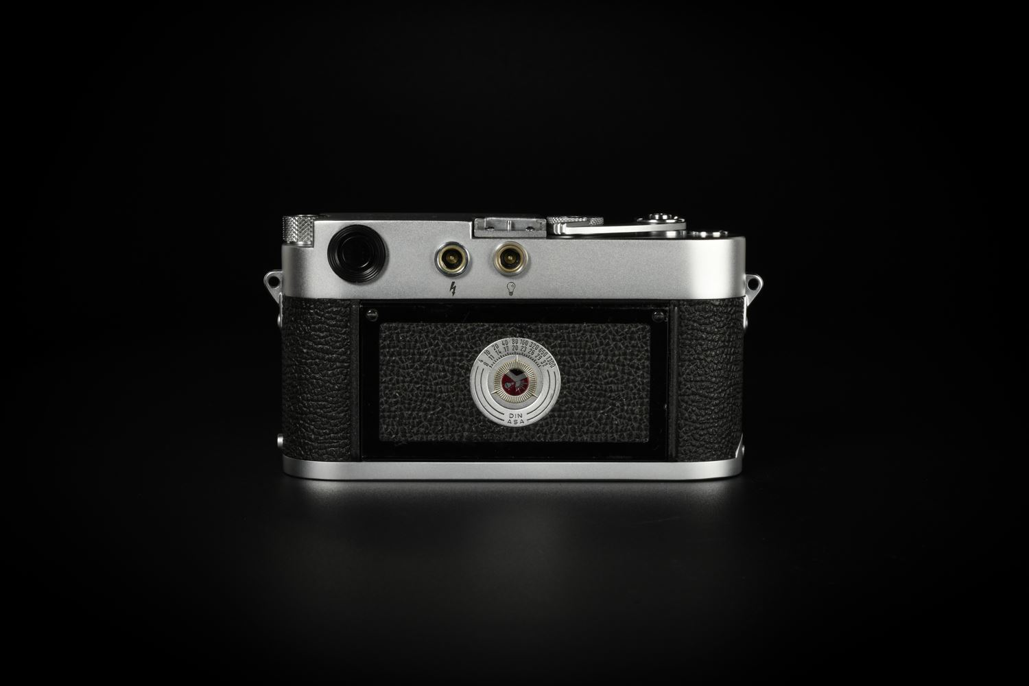 Picture of Leica M3 Silver Double Stroke