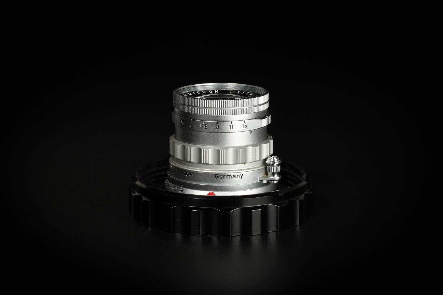 Picture of Leica Summicron-M 5cm f/2 Rigid Ver.1