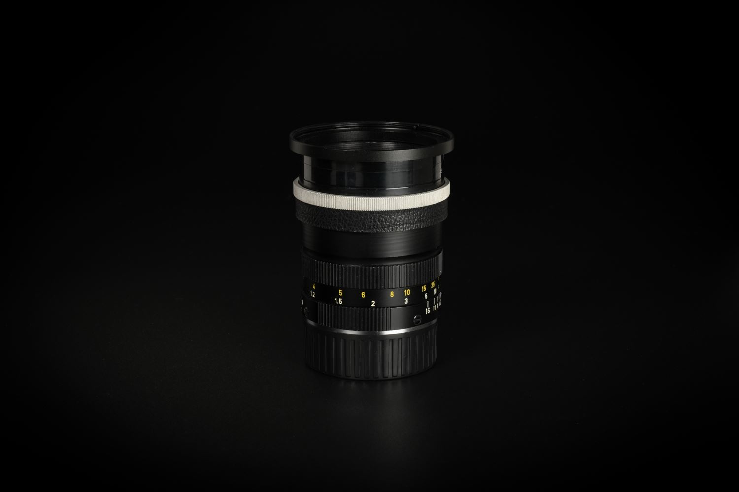 Picture of Angenieux Type S21 50mm f/1.5 Modified to Leica M