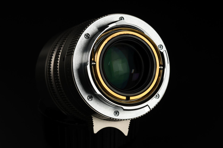 Picture of Leica M7 Titanium M 50 Jahre with Summilux-M 50mm f/1.4 ASPH Set
