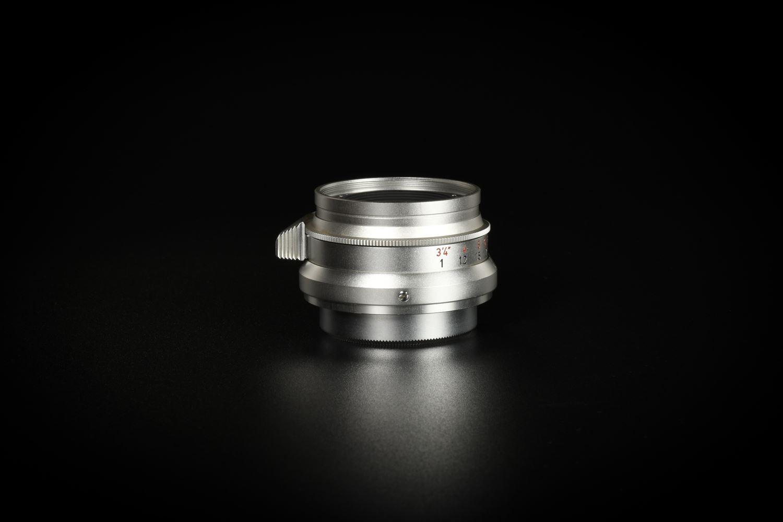 Picture of Leica Summicron 35mm f/2 Ver.1 8-element Canada Screw LTM