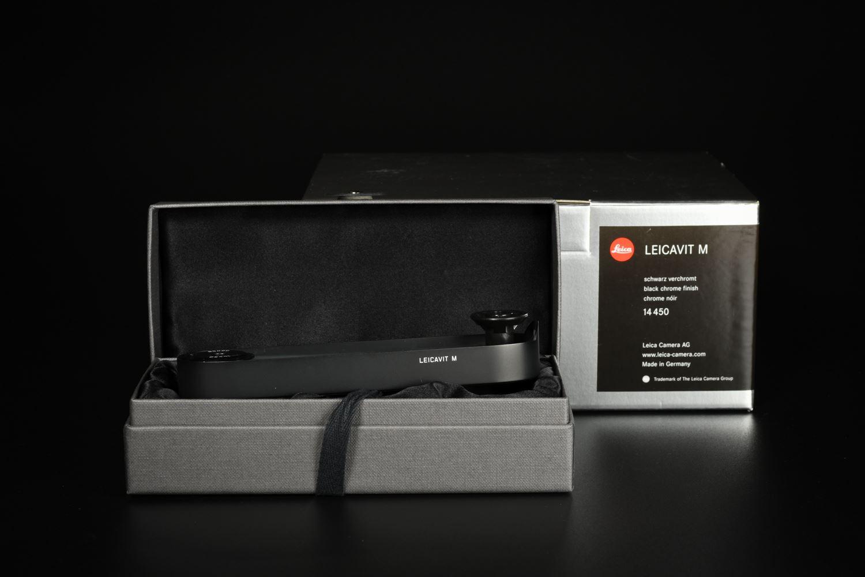 Picture of Leicavit M Black Chrome for m4-p/m4-2/m6/m7/mp (14450)