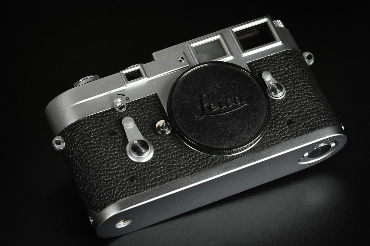 Picture of Leica M3 Late Single Stroke Silver