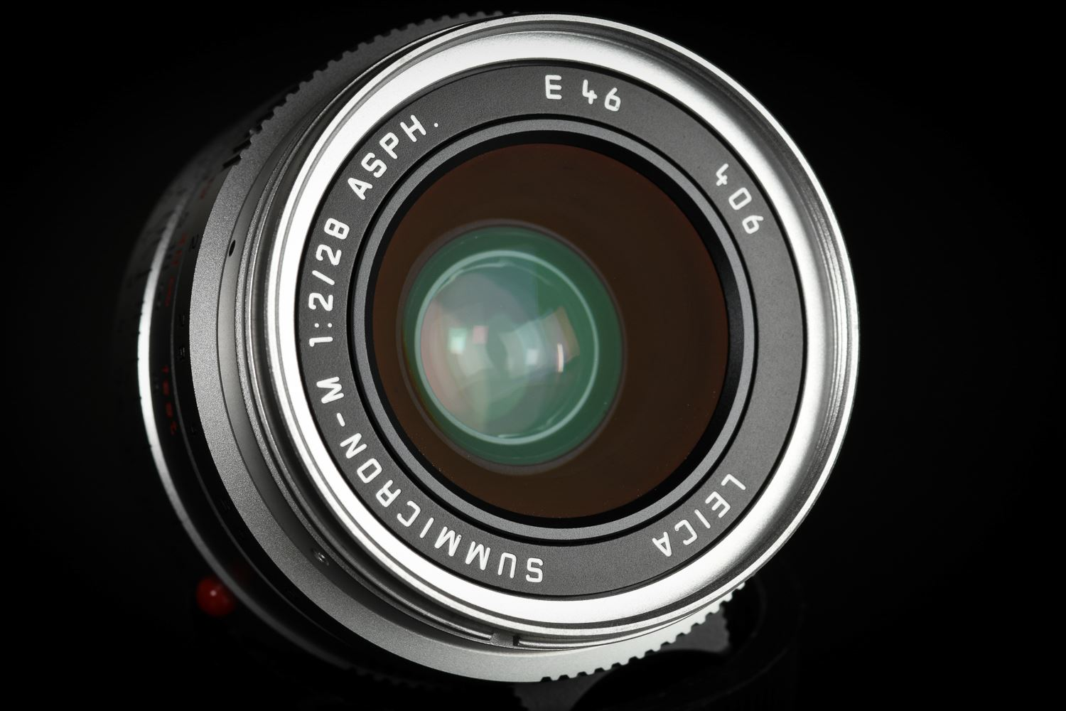 Picture of Leica Summicron-M 28mm f/2 ASPH Silver