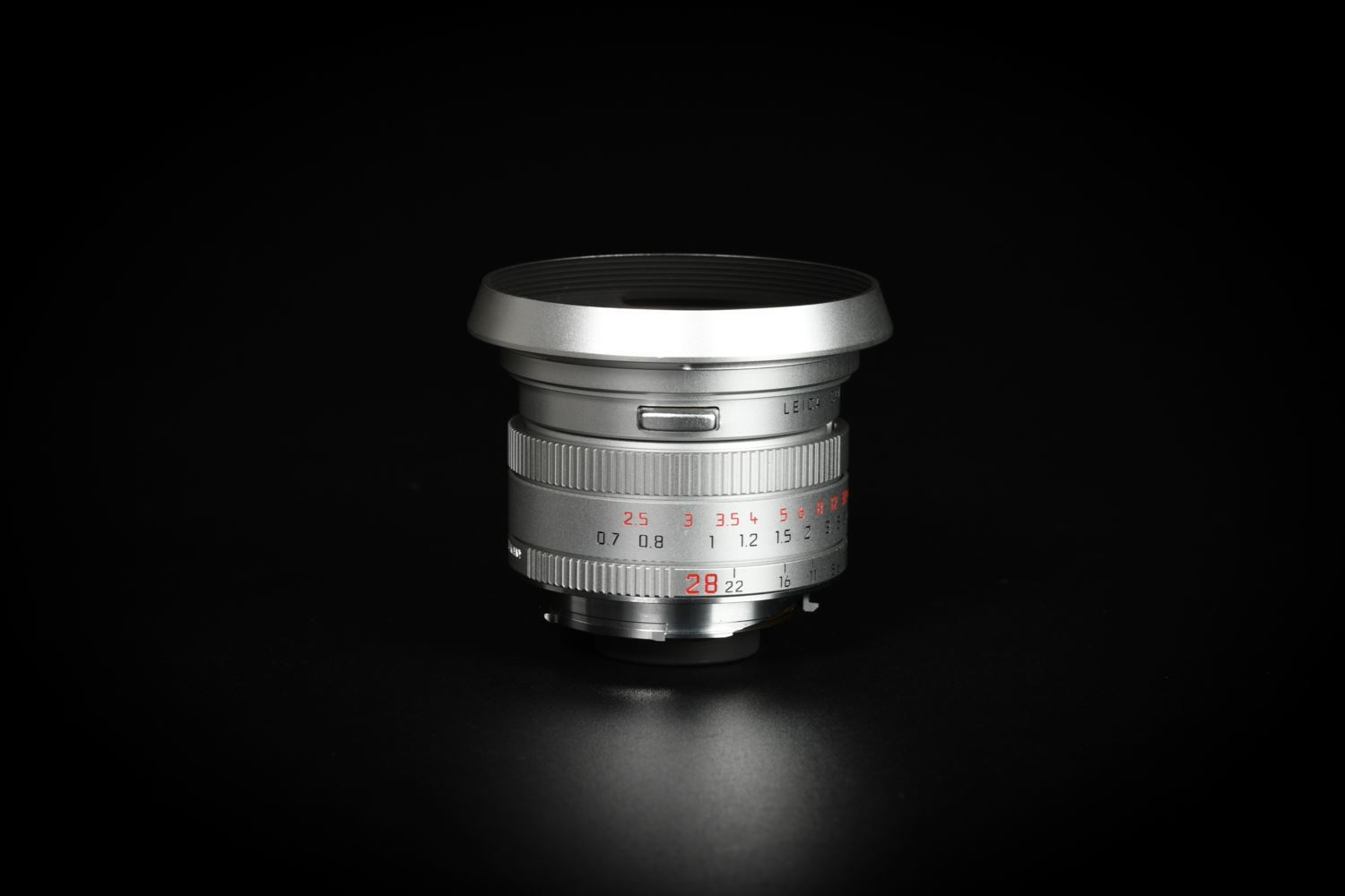 "Picture of Leica M8.2 ""Safari"" with Elmarit-M 28mm f/2.8 Silver Set"