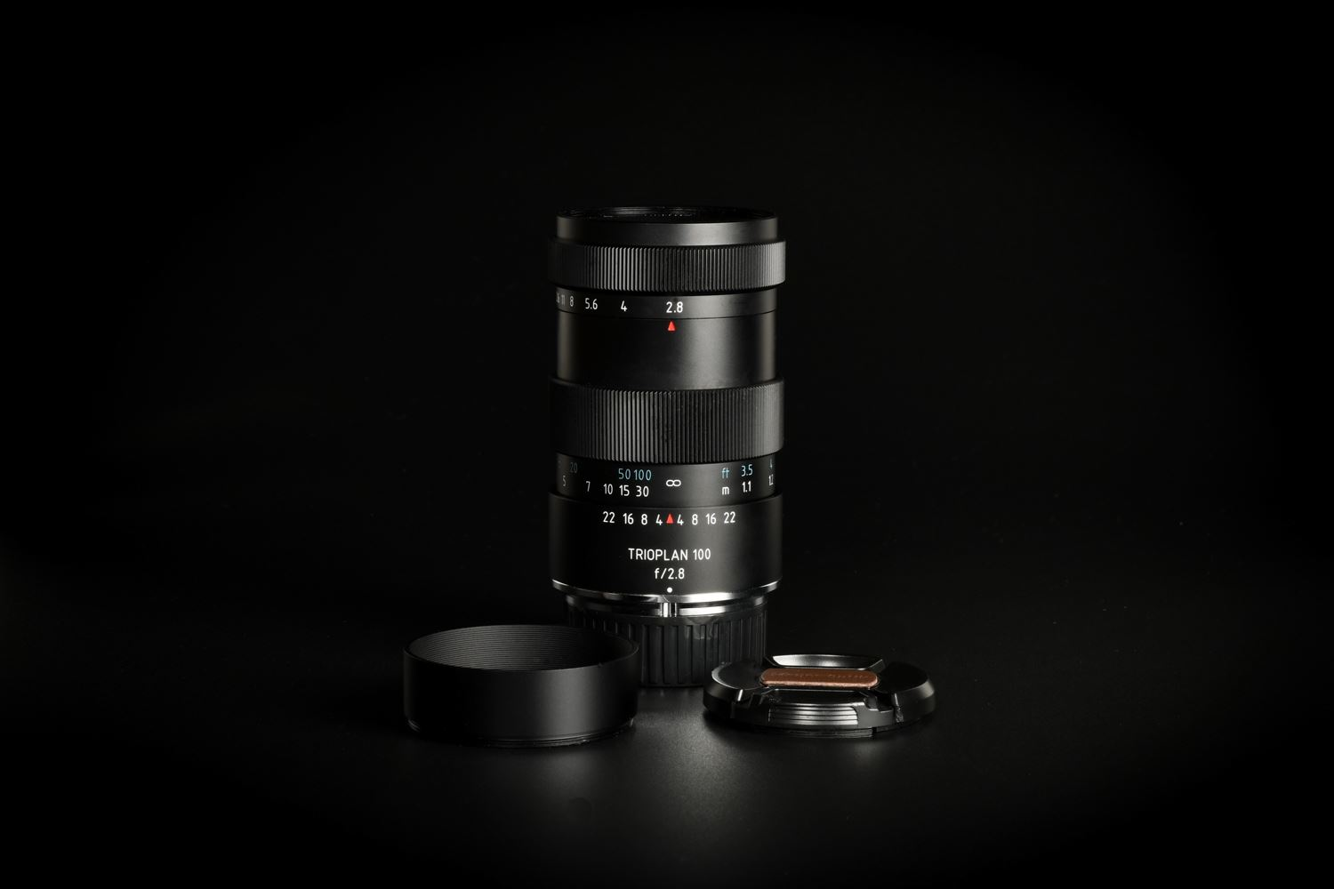 Picture of Meyer Optik Gorlitz Trioplan 100mm f/2.8 Leica M