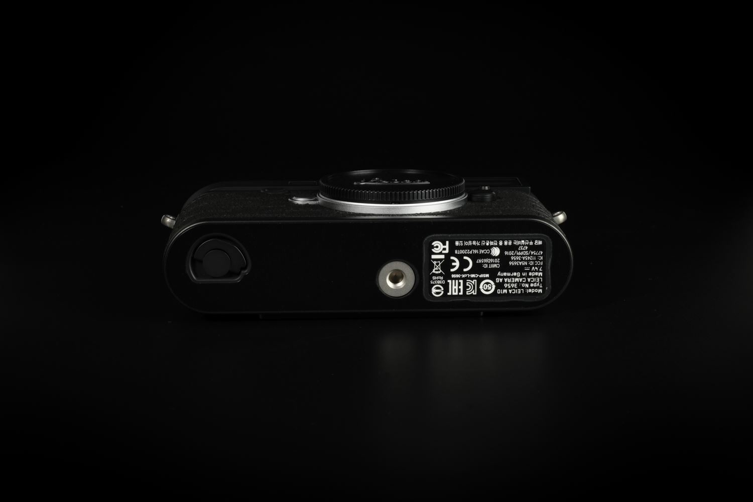 Picture of Leica M10 Leitzpark Edition Black