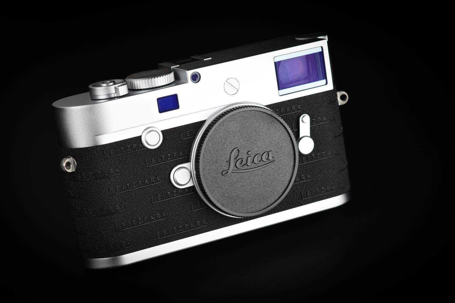 Picture of Leica M10 Leitzpark Edition Silver