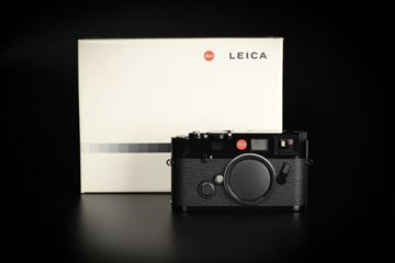 Picture of Leica M6 TTL 0.72 Millennium Black Paint