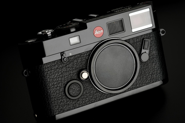 Picture of Leica M6 TTL 0.72 Millennium Black Paint