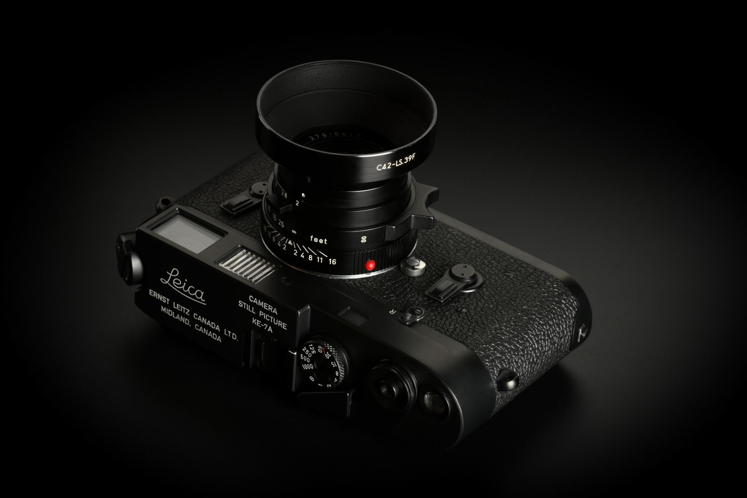 Picture of Leica KE-7A Set with Elcan-M 2inch f/2