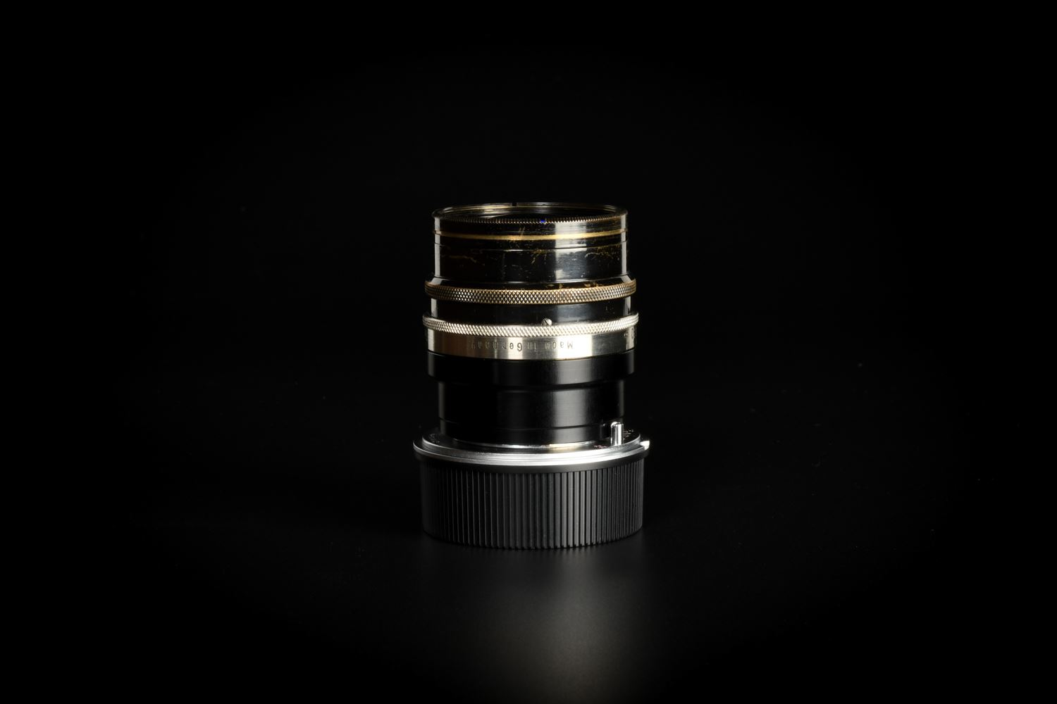 Picture of Hugo Meyer Kino-Plasmat 2inch 50mm f/1.5 Modified to Leica M