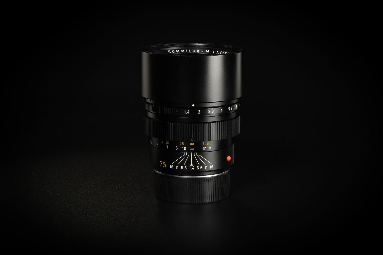 Picture of Leica Summilux-M 75mm f/1.4 Ver.2 Canada 1913-1983 70 Jahre