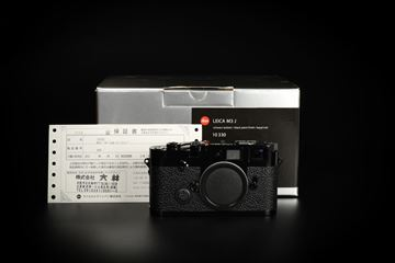 Picture of Leica M3J Black Paint