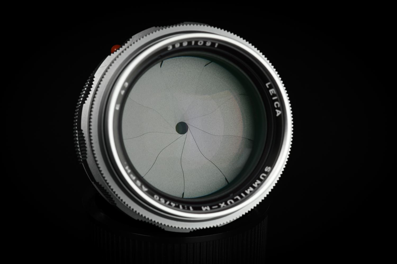 Picture of Leica MP-3 Silver LHSA Special Set