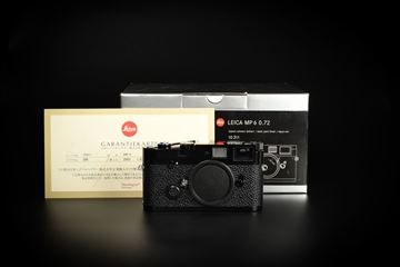 Picture of Leica MP6 0.72 Black Paint