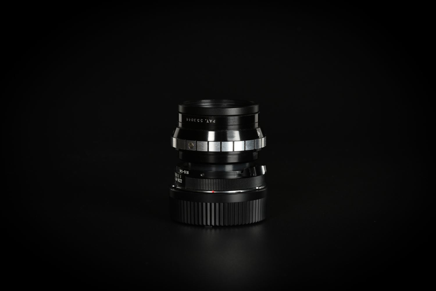 Picture of Dallmeyer Septac Anastigmat 2inch f/1.5 Modified To Leica M