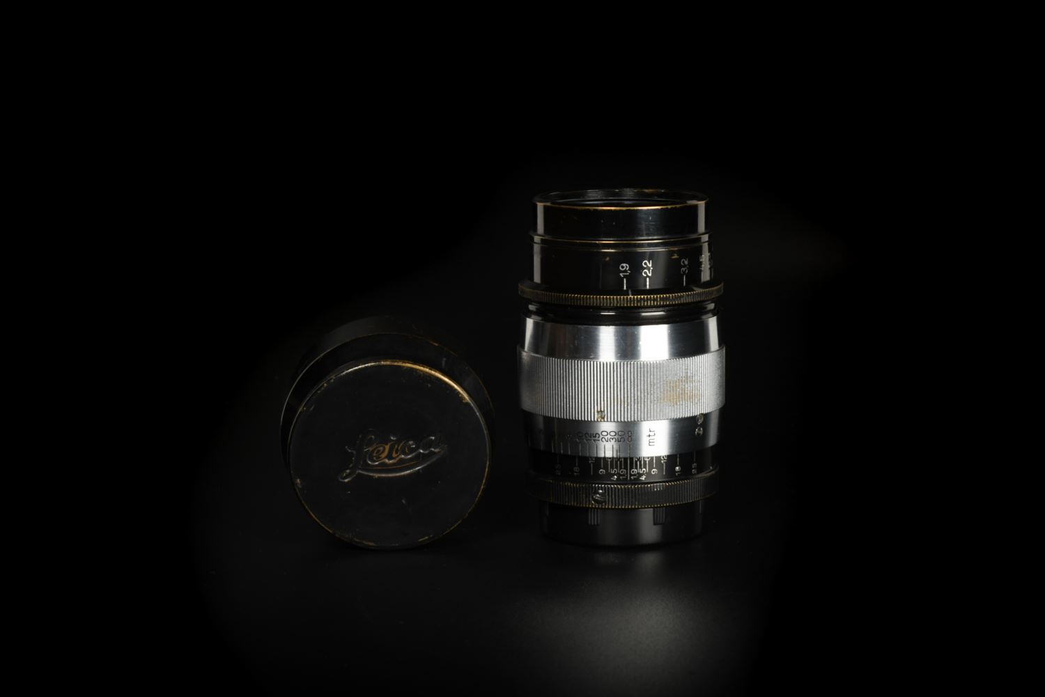 Picture of Leica Hektor 7.3cm f/1.9 LTM Screw