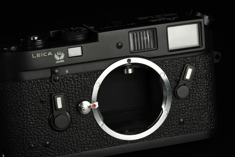 Picture of Leica M4 Black Chrome 50 Jahre Wetzlar 170-E
