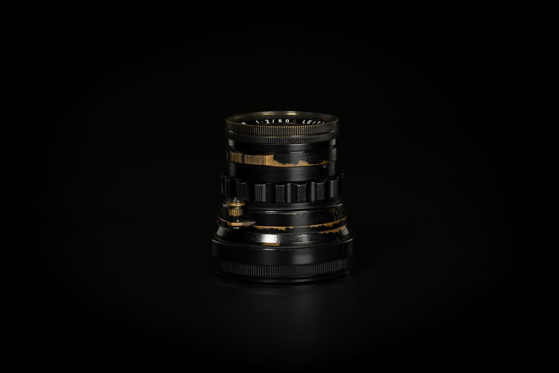 Picture of Leica Summicron-M 5cm f/2 Rigid Ver.1 Black Paint