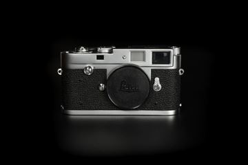 Picture of Leica M2 Button Silver (Canadian Big M2)