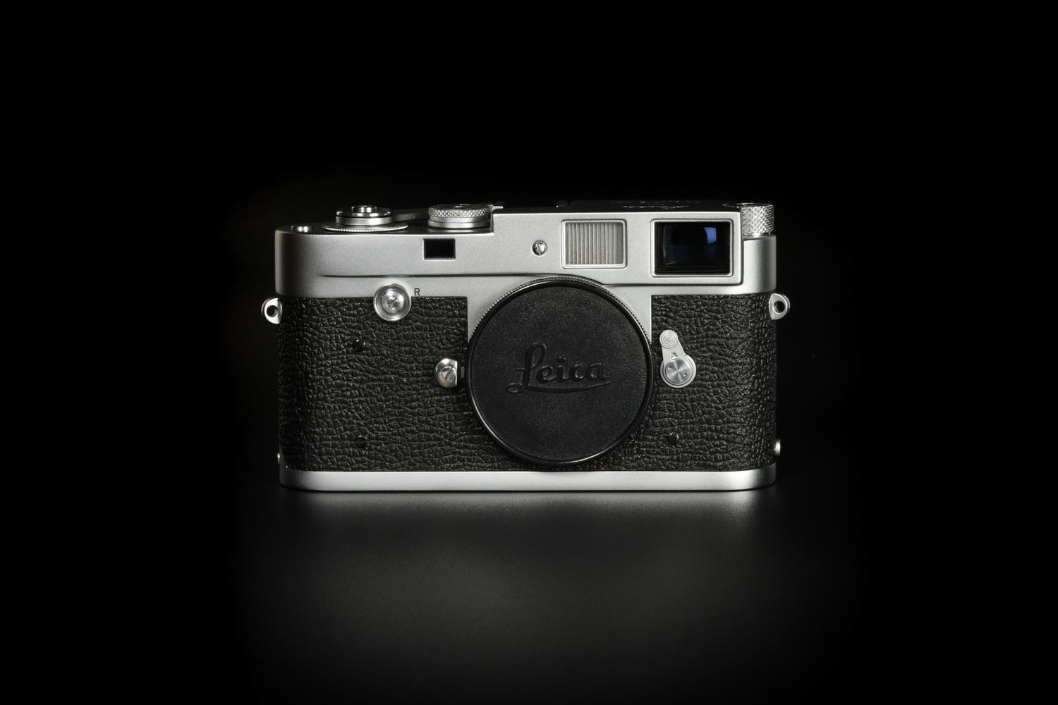 Picture of Leica M2 Button Silver