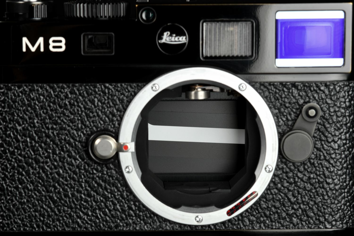Picture of Leica M8.2 Black Paint