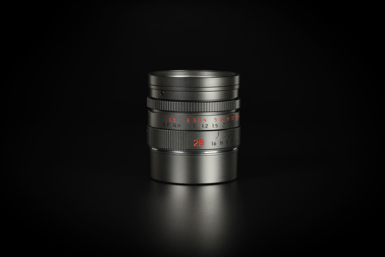 Picture of Leica M-P (Typ 240) Titanium Set